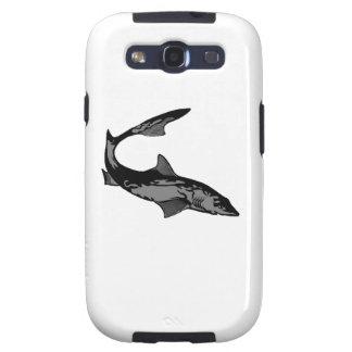 Camo Shark Galaxy S3 Cover