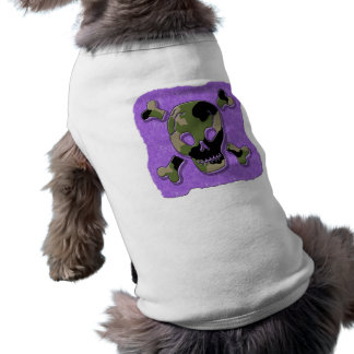 Camo Skull #2 pet clothing