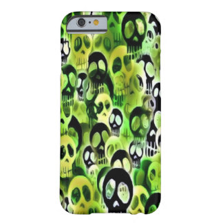 Camo Skull iPhone 6 case Barely There iPhone 6 Case