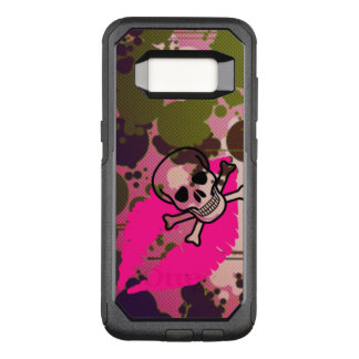 camo skull kisses samsung case