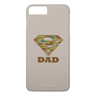 Camo Super Dad iPhone 8 Plus/7 Plus Case
