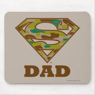 Camo Super Dad Mousepad