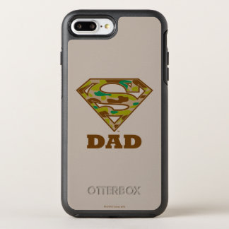 Camo Super Dad OtterBox Symmetry iPhone 7 Plus Case