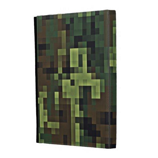 Camo Tiles iPad case