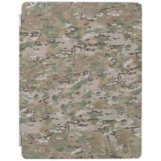 CAMO WOODLAND FADED iPad COVER