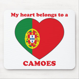 Camoes Mouse Mat