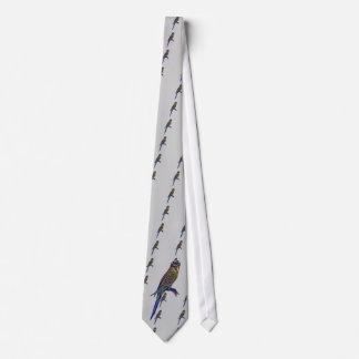 Camoflage Budgie Tie