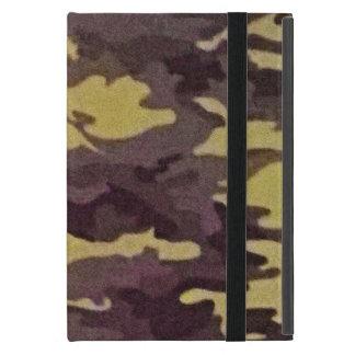 Camoflage print ipad Case