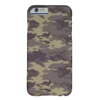Camoflage Print iphone Case