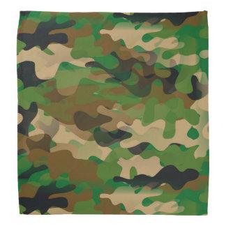 Camoflage-Style Bandana