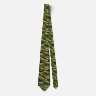 Camoflage-Styled Men's Necktie