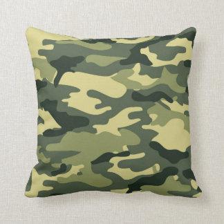 Camoflauge Pillow