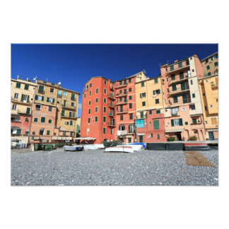 Camogli, Italy Photo Print