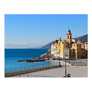 Camogli, Italy Postcard
