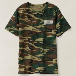 Camouflage 2nd Amendment Support Team T-shirts