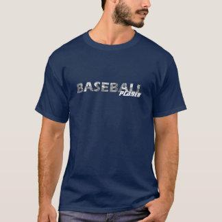 Camouflage Baseball Player tshirt
