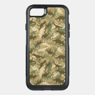 Camouflage Dinosaur Print OtterBox Phone Cover