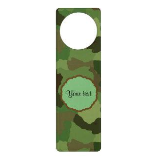 Camouflage Door Hanger