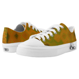 Camouflage Garden Party Lo Top Printed Shoes