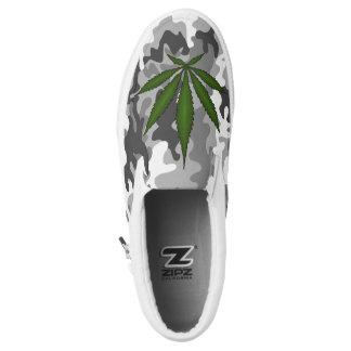 Camouflage Greenleaf shoes
