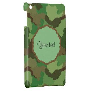 Camouflage iPad Mini Cover