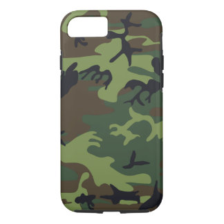 Camouflage iPhone 7 Vibe Case