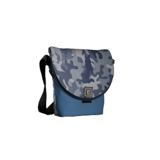 Camouflage Commuter Bags