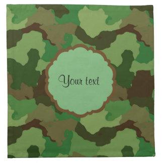 Camouflage Napkin