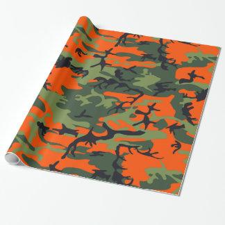 Camouflage Orange Hunter