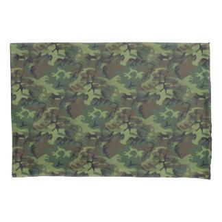 Camouflage Pillowcase