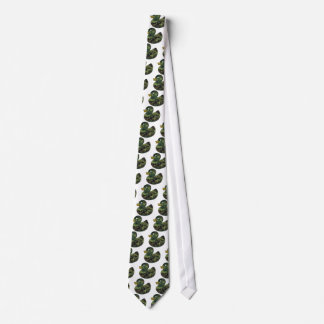 Camouflage Rubber Duck Tie