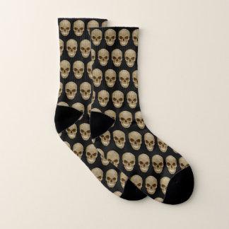 Camouflage Skull Socks