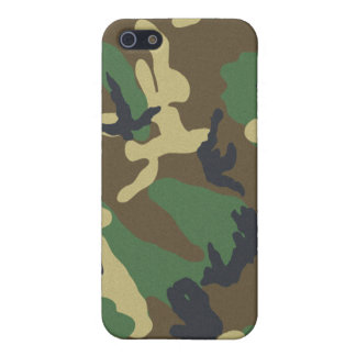 Camouflage Speck Case