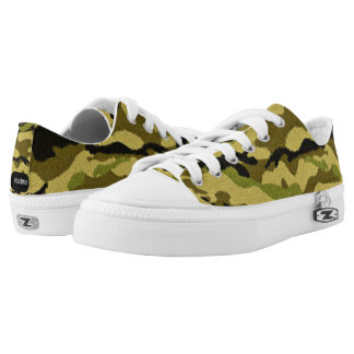 Camouflage Trainers Casual Wear & Skating Shoes