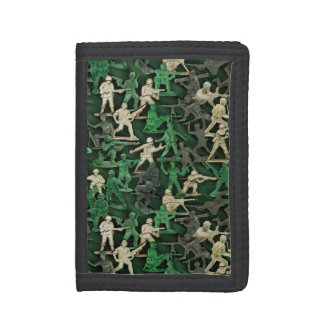 Camouflage Tri-fold Wallet