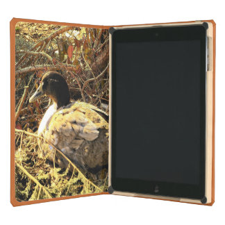 Camouflaged Duck iPad Air Case