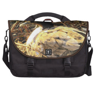Camouflaged Duck Laptop Computer Bag