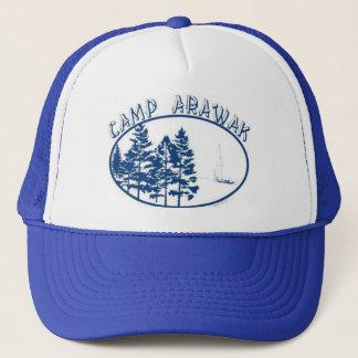 Camp Arawak Sleepaway Camp Trucker Hat