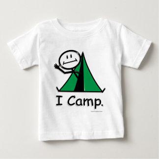 Camp Baby T-Shirt