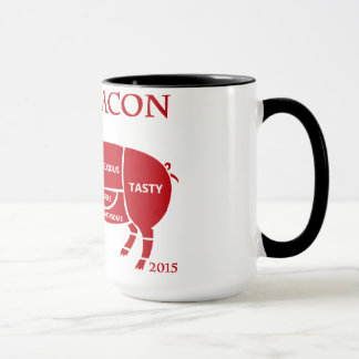 Camp Bacon 2015 Mug