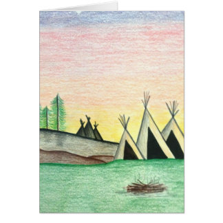 Camp Card