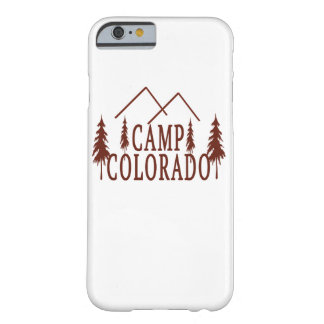 Camp Colorado Barely There iPhone 6 Case