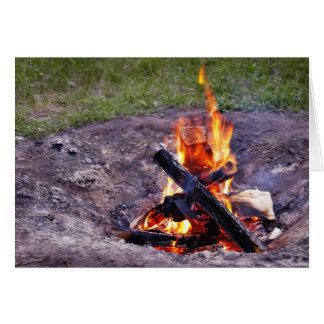 Camp Fires Cards