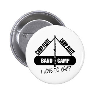 Camp Flute Button