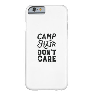 Camp Hair Don't Care Barely There iPhone 6 Case