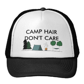 Camp Hair Don't Care Cap