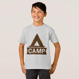 Camp kid's t-shirt