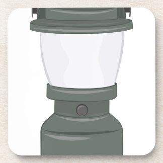 Camp Lantern Drink Coaster