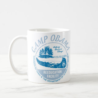 Camp Obama Mug