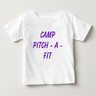 CAMP  PITCH - A - FIT TSHIRT